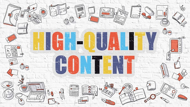 Content: Quality Matters Most than any 300 Words