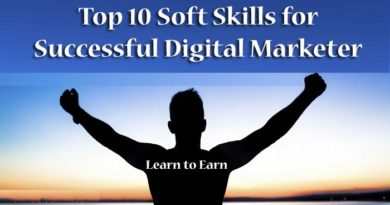 Soft Skills for Successful Digital Marketer 2018